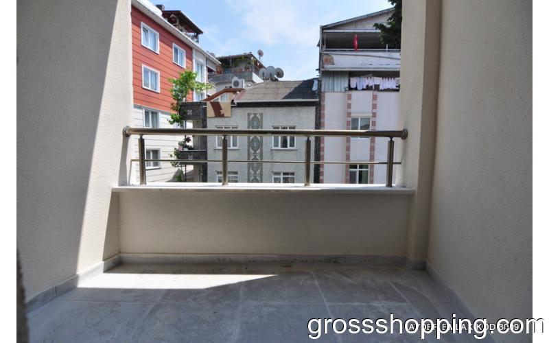 cumhuriyet mah de satılık 100 m² 2+1 –sıfır 3. kat daire
